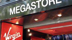 Virgin Megastore a déposé le