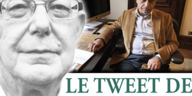 Le tweet de Jean-François Kahn - Le prix du désamour