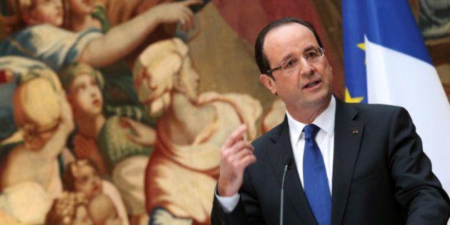 François Hollande annonce la création d'un commissariat général à la stratégie et à la
