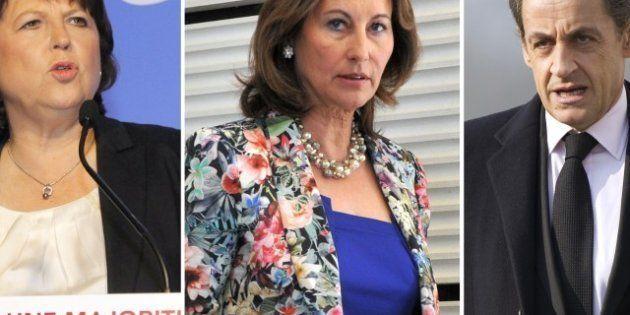 SONDAGE - Le come-back 2013: entre Sarkozy, Royal et Aubry, la course est