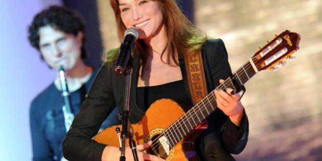 VIDÉOS - Carla Bruni sortira un 4ème album au printemps, Little French