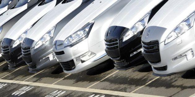 Les ventes mondiales 2012 de PSA s'effondrent (-16,5%) à cause de