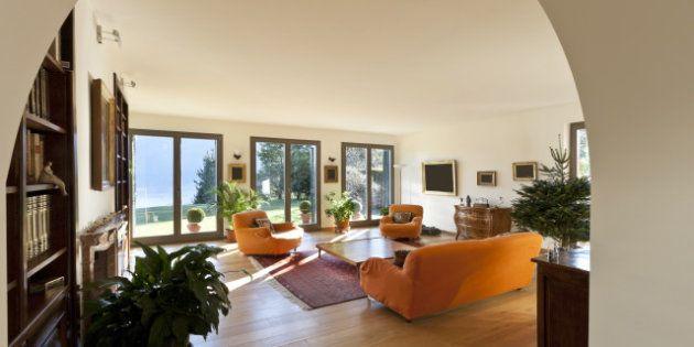 beautiful apartment  interior ...