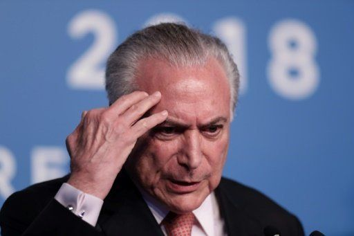 Βραζιλία: Συνελήφθη ο πρώην πρόεδρος Μικέλ Τεμέρ για