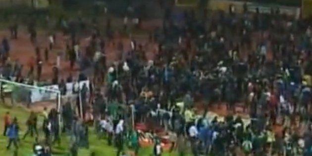 VIDÉOS. Égypte: émeute lors d'un match de football à Port-Saïd en 2012, 21 accusés condamnés à