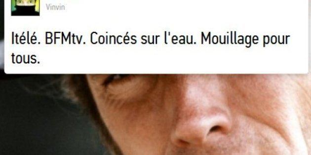 BFM-TV et I-Télé couvrent le Vendée Globe et délaissent la manif pro-mariage gay: Twitter se