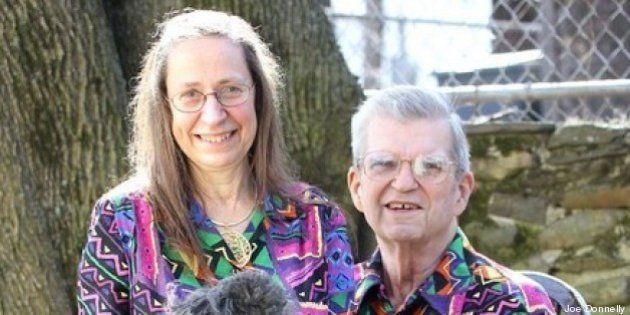 PHOTOS. Un couple américain s'habille pareil depuis 33 ans par