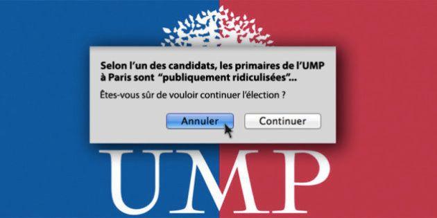 Primaire UMP: Pierre-Yves Bournazel demande l'arrêt d'un scrutin