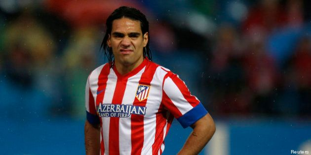 Football, AS Monaco: le Colombien Falcao‎ a signé, plus gros transfert de l'histoire de la Ligue