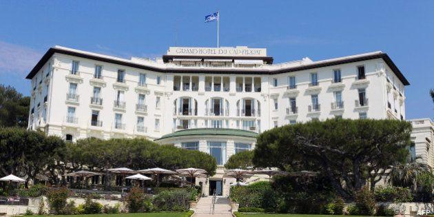 Côte d'Azur: un nouveau vol de bijoux, au Grand Hôtel de
