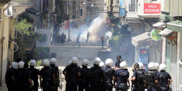 Turquie: deuxième jour de manifestations antigouvernementales et d'affrontements à