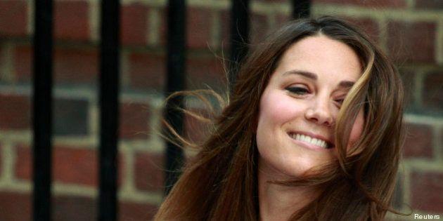 Le métier de Kate Middleton?