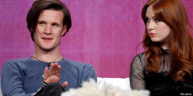 Matt Smith, l'acteur principal de Doctor Who, quitte la