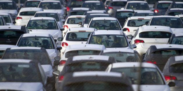 PHOTOS. Les voitures les plus volées de l'année: Twingo et Smart font la course en