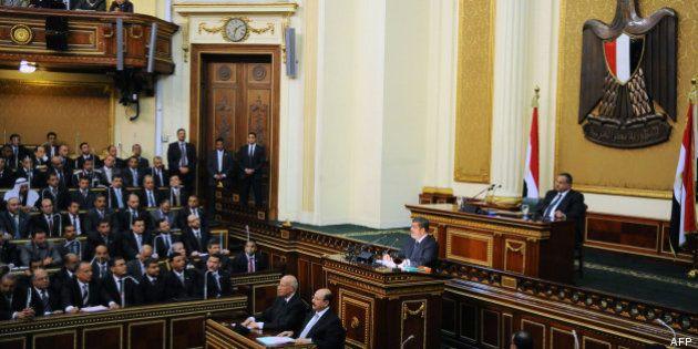 Egypte: la justice invalide le Sénat et la commission