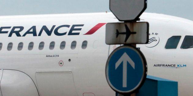 Air France dévoile