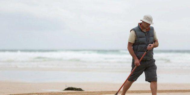 Vamos a la playa, señor