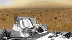 Curiosity : un an de progrès, découvertes et bizarreries sur