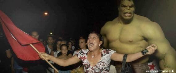 Tunisie: les super-héros en renfort aux