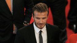 David Beckham au cinéma: l'ancien footballeur pourrait jouer dans le film