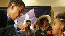 Anniversaire de Barack Obama: Michelle Obama ironise sur les cheveux gris de son