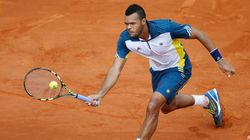 Roland-Garros: Tsonga en quarts de finale, Simon