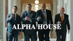Alpha House et Beta: que valent les premières séries