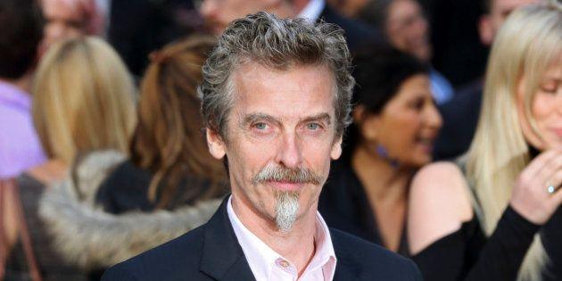 Peter Capaldi, le nouveau