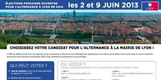 L'autre primaire UMP dont personne ne parle: à Lyon le vote s'est déroulé sans