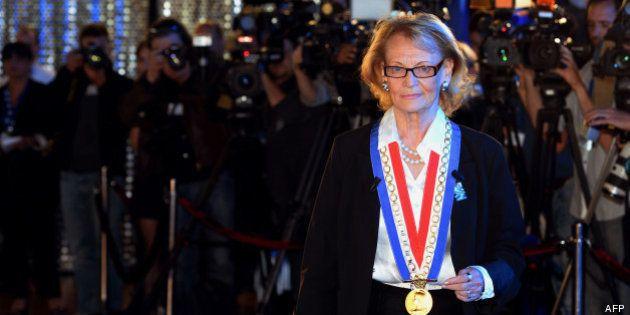 Hélène Mandroux, la maire de Montpellier, aurait reçu des insultes et un colis de matières fécales après...