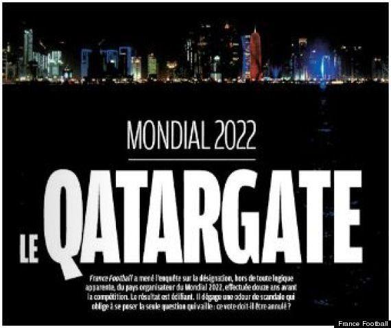 Coupe du monde de football 2022 au Qatar : un