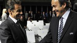 Coupe du Monde : Sarkozy et Platini en vedettes du