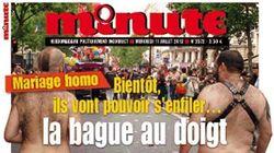 SOS homophobie assigne l'hebdomadaire Minute en