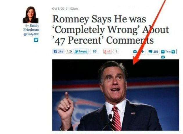 Mitt Romney victime d'un Google Bombing avec la recherche