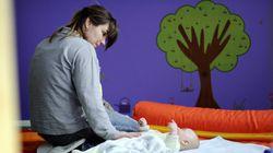 Petite enfance: 275.000 places en plus en crèche et en maternelle d'ici
