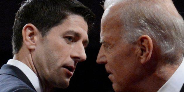 Débat Biden - Ryan : les réactions partagées de la presse