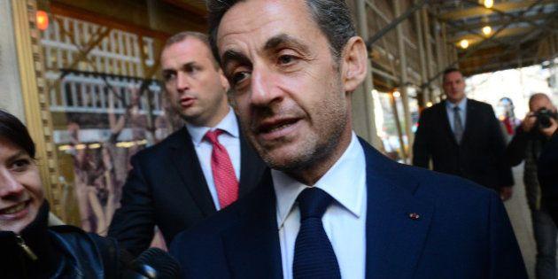 Nicolas Sarkozy à New York veut une
