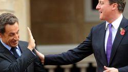 Nicolas Sarkozy rencontre David