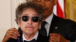 Bob Dylan pourra recevoir la Légion