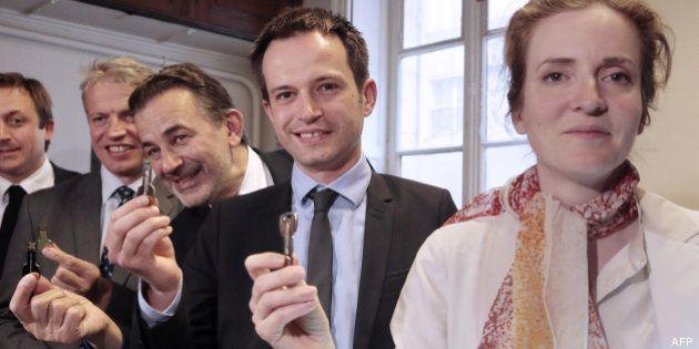 Primaire UMP: large victoire de Nathalie Kosciusko-Morizet avec près de 58% des