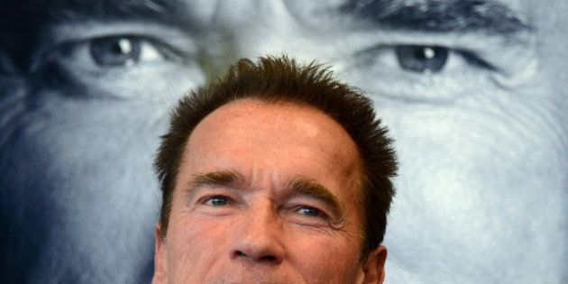 Arnold Schwarzenegger soutient la politique de rigueur de François