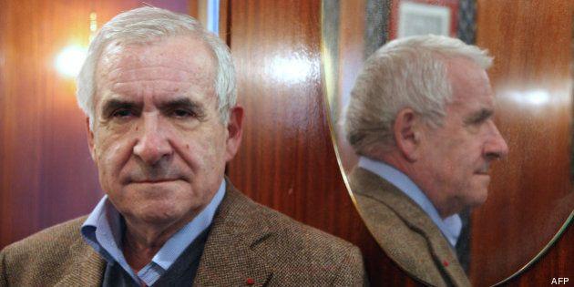 Décès de l'ex-patron des RG Yves Bertrand, proche de Jacques