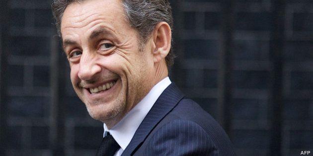 VIDÉO. Nicolas Sarkozy évoque à Londres un possible