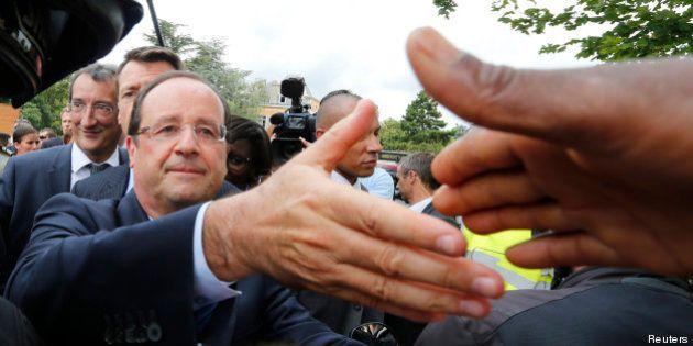 Hollande : les raisons d'un déplacement à La