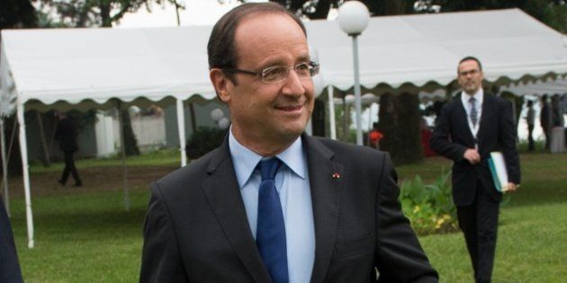 Mali: François Hollande met