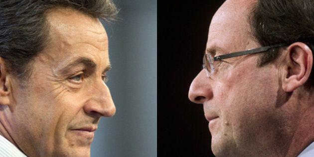 Sarkozy et Hollande à égalité si la présidentielle avait lieu maintenant, selon un