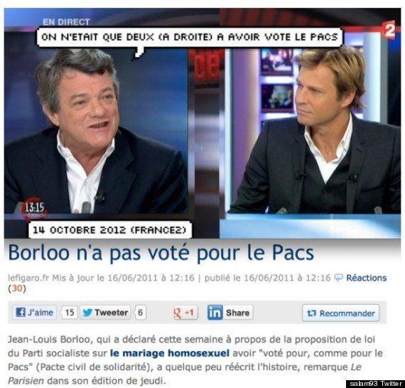 Jean-Louis Borloo demande au gouvernement de renoncer au droit de vote des