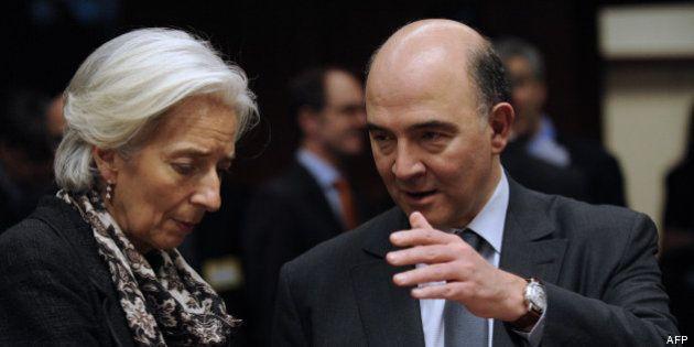 Réduction du déficit en France: Pierre Moscovici partage le point de vue du