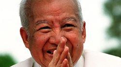 Mort du roi du Cambodge: portrait d'un homme