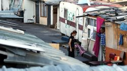 Un camp de Roms évacué à